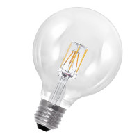 Bailey LED-Filament LED Filament Dim-to-Warm Tropfen G125 E27 8W 2200K-3000K Klar Dimmbar Preview