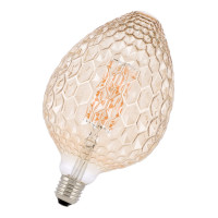 Bailey LED Filament Pine Cone Gold E27 4W 2200K Dimmbar Preview