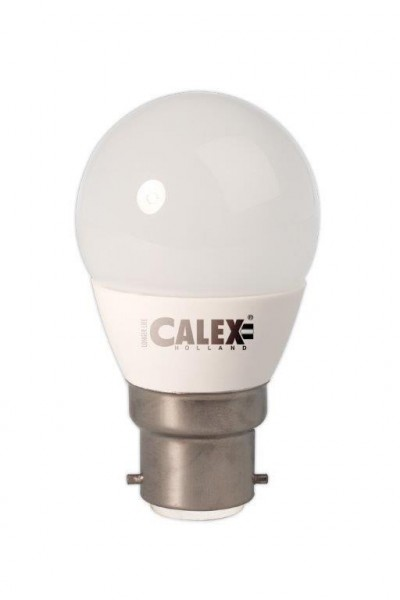 Calex LED Ball lamp 240V 4.5W 360lm B22 P45