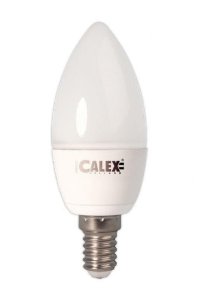 Calex LED Candle lamp 240V 3.4W E14 B38. Flame
