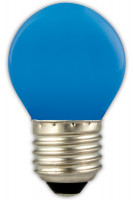 Calex LED Coloured Spherical Lampe blau | E27 |1W | 12lm | 2700K Preview