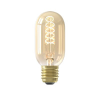 Calex LED-Filament LED Lampe Tubular Gold | E27 | 4W | 200lm | 2100K | dimmbar Preview