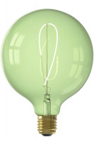 Calex LED-Filament NORA G125 LED-Lampe Emerald Green | 4W | 150lm | 2000K | dimmbar Preview