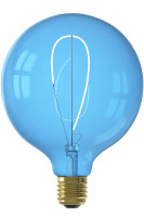 Calex LED-Filament NORA G125 LED-Lampe Sapphire Blue | 4W | 150lm | 2000K | dimmbar Preview