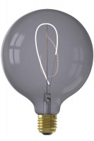 Calex LED-Filament NORA G125 LED-Lampe Topaz Grey | 4W | 150lm | 2000K | dimmbar Preview