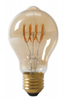 Calex LED-Filament Standard Gold LED-Lampe |E27 | 4W | 200lm | 2100K | dimmable