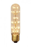 Calex LED Tubular Lampe Pearl | E27 | 2W | 250lm | 2100K Preview