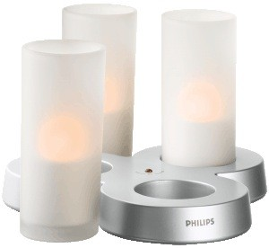 Philips IMAGEO LED KERZEN 3ér ws